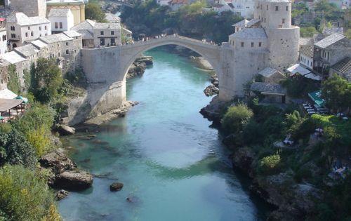 Stari Mostar, Bosnia