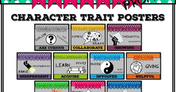 Learner profile, Ib learner profile and Poster on Pinterest