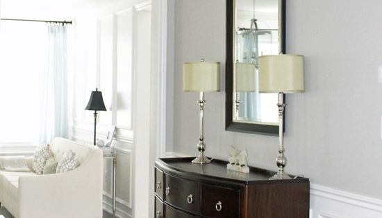 Picking The Perfect Gray Paint Benjamin Moore Revere