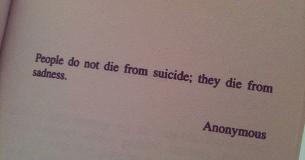 Emo Quotes About Suicide: Depression Pictures And Quotes