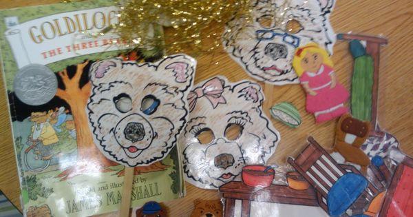KindergartenWorks: 20 famous story retelling ideas and printables - kindergarten retell literacy