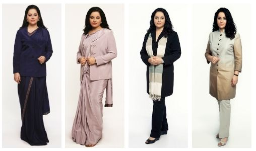 Style Scale For The Indian Woman Part Ii Formal Wear Women