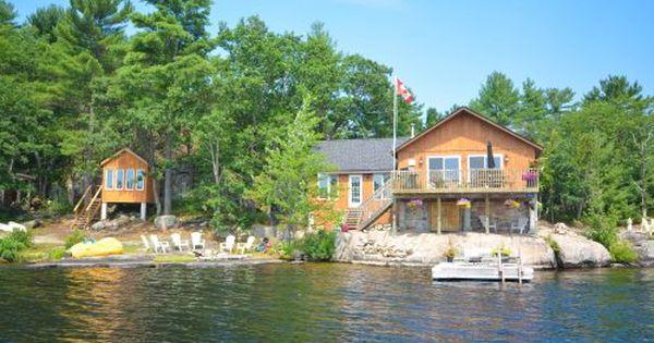 Www Cottageliferealty Com Huge Windows Cottage Real Estate