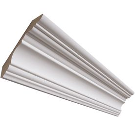 4 25 In X 12 Ft Pine Prefinished Mdf Crown Moulding 32612fbdpm Crown Molding Composite Wood Home Improvement