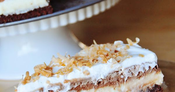 Been craving a coconut cream pie, but this sounds so much better!!
