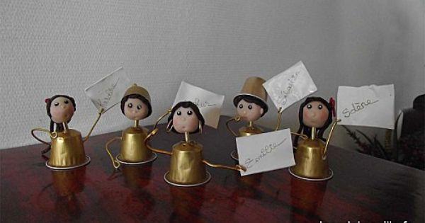 Porte nom capsule et p te fini nespresso what else pinterest nespresso - Nespresso porte capsules ...