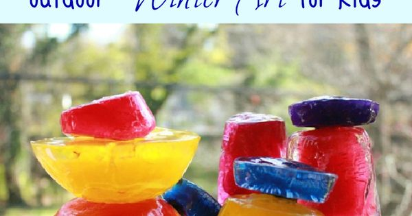 Isn't this ice sculpture lovely and colorful?! I'd like to say it