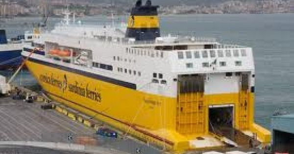 Mega Vessels Mega Express Five Roll On Roll Off
