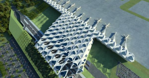 Zagreb Airport Zaha Hadid Architects Arch2o Com Zaha Hadid Architects Zaha Hadid Zaha