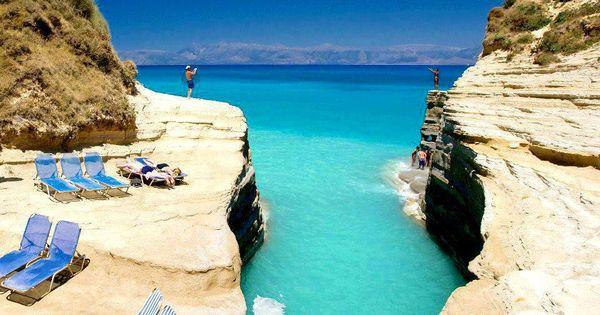 The amazing world: Corfu Island, Greece. I had not even heard of