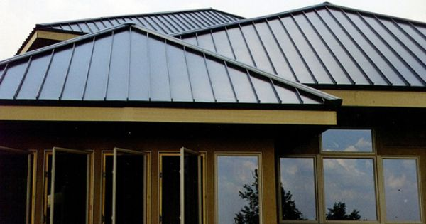 A Standing Seam Metal Roof Is Appealing And Durable
