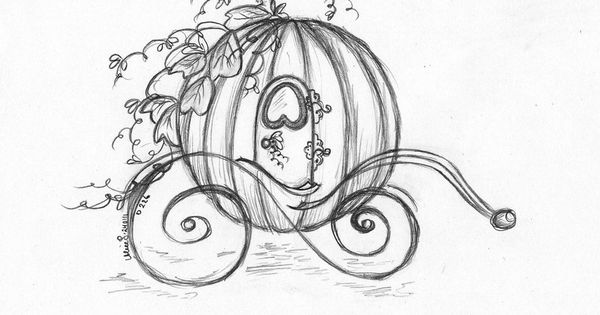 Cinderella Horse And Carriage | Day 226 - Cinderellas carriage by ~Bumblebee04