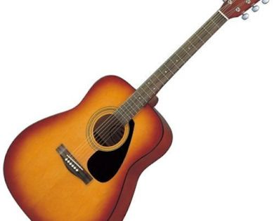 Yamaha F310 Tbs Right Handed Acoustic Guitar With Cover For Student And Seasoned Player Alike Dailyproductreviews Yamaha Acoustic Guitar Yamaha F310 Guitar