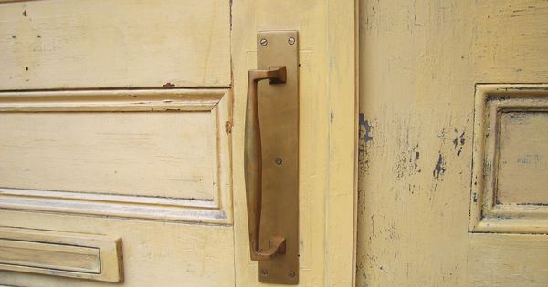 ヴィクトリアン ドアハンドル ゴールド ドアハンドル ハンドル 大きなドア