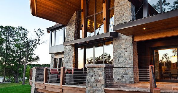 Eclectic Home Mountain Cabin Design, Pictures, Remodel, Decor and Ideas - page
