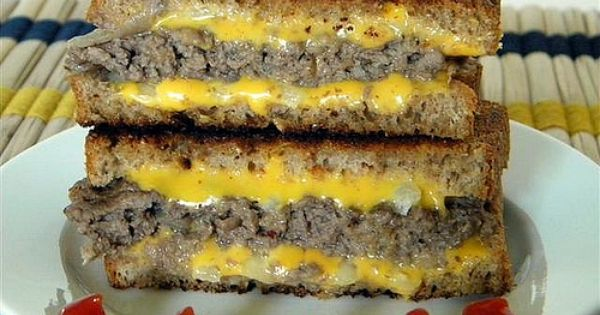 Cheese burger, Burgers and Katie lee on Pinterest