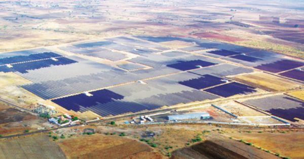 Martifer Solar Projects Gujarat Rajkot India 25 Mw Solar Solar Cover Solar Projects
