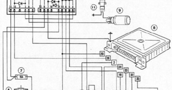 fuel pump relay wiring diagram