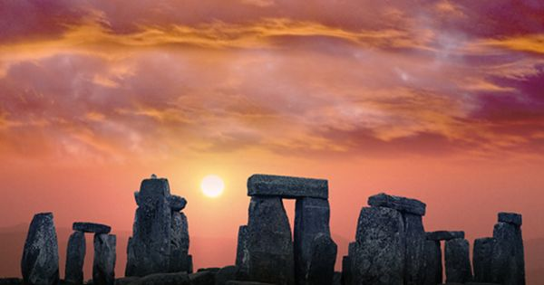 Stonehenge, England - What an amazing photo of this beautiful place!
