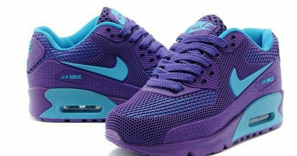 2014 Nike Air Max 90 Men Shoes KPU Dark Blue (With images