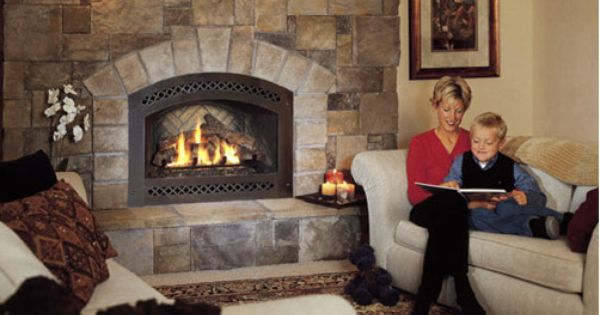 Vented Fire Place Manufacturers What Is A Vented Gas Fireplace System New House