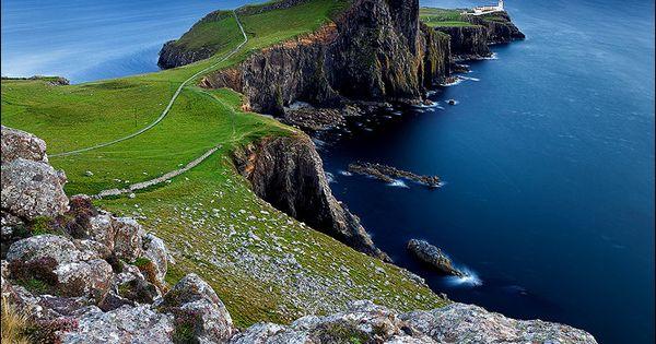 Neistpoint, Isle of Skye, Scotland