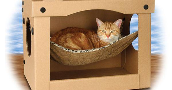 wOndor.blogspot.com: Creative Cat House Collection (20 pics)