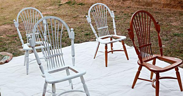 Bower Power Kitchen Chairs