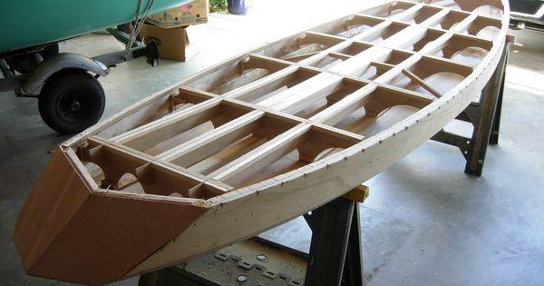 Wood Surfboard Supply's stitch & glue kit www.woodsurfboardsupply.com ...