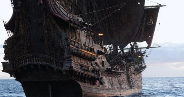 blackbeard pirate ship related - photo #20