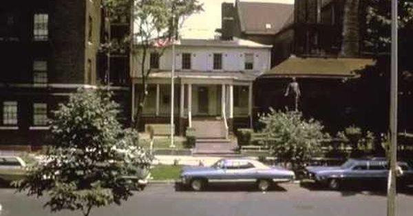 How Alexander Hamilton S House Got Moved Frank Lloyd Wright Homes Alexander Hamilton Frank Lloyd Wright