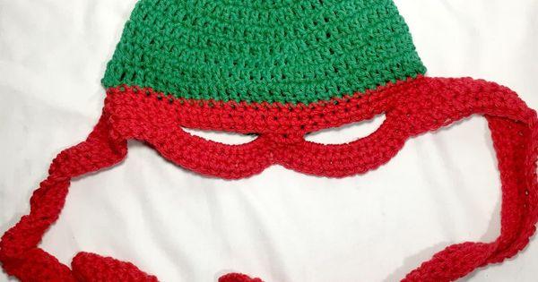 Free Crochet Pattern Ninja Turtle Mask : Ninja Turtle Mask with FREE Pattern Link ? YarnHook ...