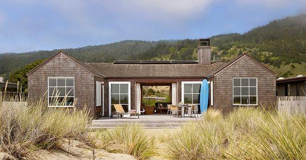 Northern California's Stinson Beach Home Tour | Beach House DecoratingBeach House Decorating