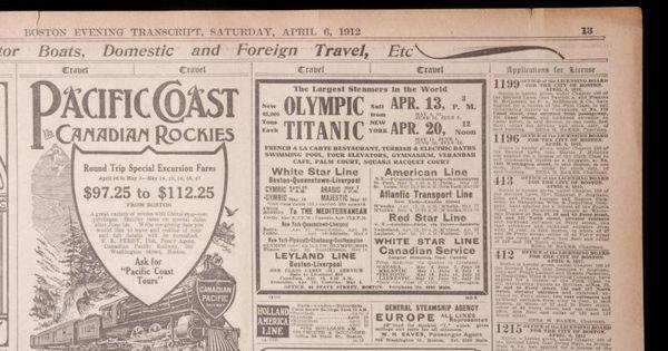 NEWSPAPER ADVERT...100 X 200 Lot