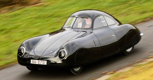 1939 Porsche Type 64 Berlin-Rome- I will have this in mint green
