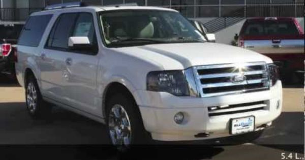 2013 Ford Expedition Limited El Only At Bill Knight Ford In Tulsa