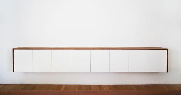 Floating Credenza Diy Ikea Cabinets Furniture Someday