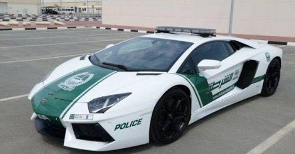 Top 10 Most Awesome Dubai Police Supercars Autos