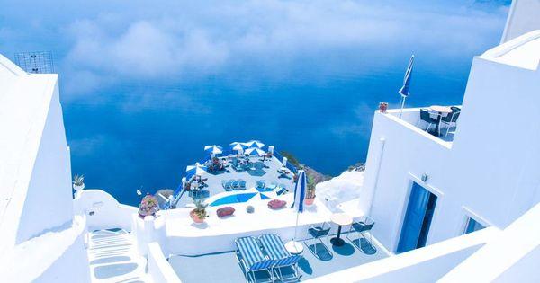 Santorini, Greece. On my bucket list