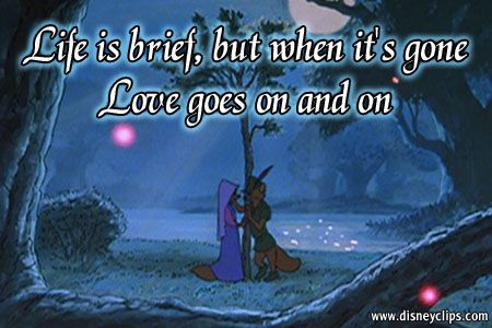 Love Robinhood Disney Song Lyrics Disney Songs Disney Quotes