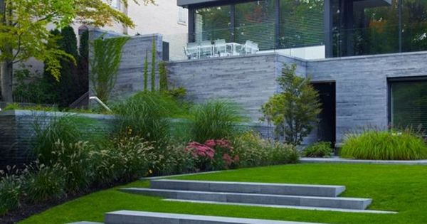 Aménagement paysager moderne: 104 idées de jardin design  Jardins ...