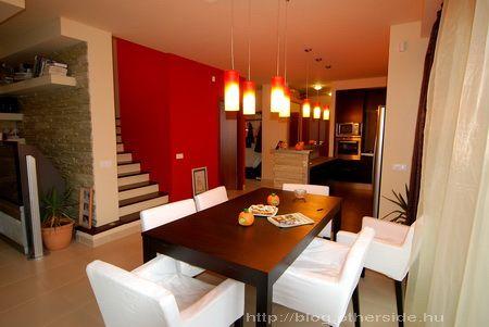120 Nm Es Csaladi Haz Epitese Fotok Home Interior Design Interior Design House Interior