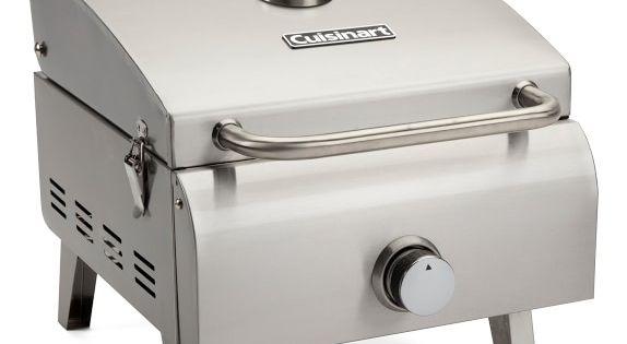 Gift Guide 2019 Cuisinart Professional Portable Gas Grill Single Burner Single Burner Stove Propane Grill