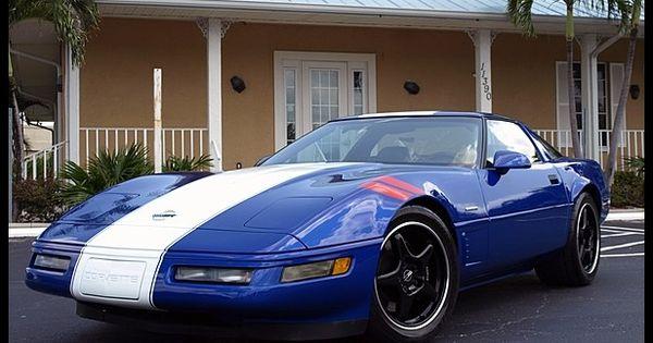 1996 Chevrolet Corvette Grand Sport 505 Hp 6 Speed Mecum Auctions Chevrolet Corvette Corvette Grand Sport Corvette