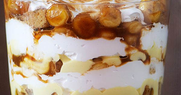 Let Them Eat: Bananas Foster Trifle