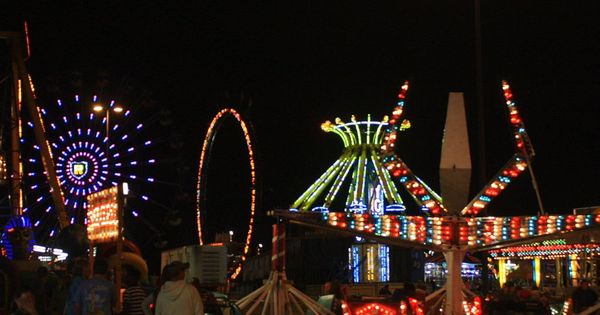 When the fair comes to town | Proud to be a South Carolina gal ...