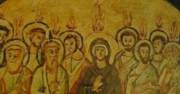 gospel of pentecost sunday