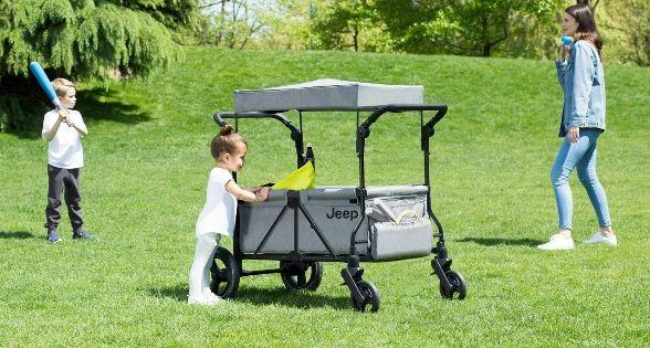 19++ Jeep wagon stroller rain cover information