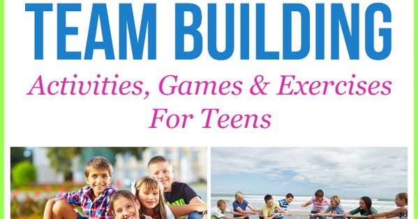 team building with teens