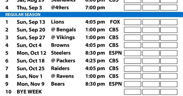 photograph relating to 49ers Schedule Printable referred to as San Diego Chargers 2017 Plan Pacific Year Printable